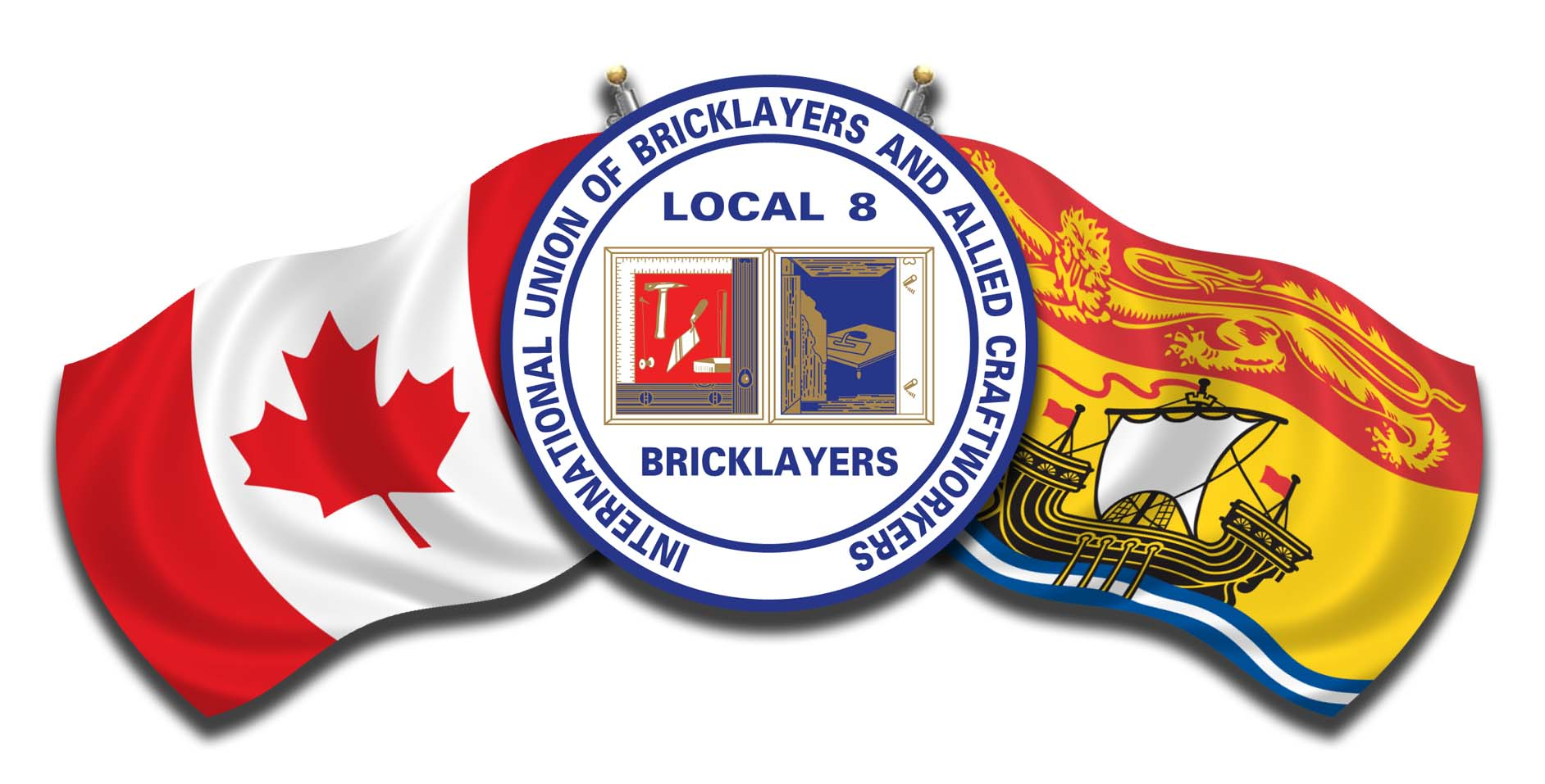 FLAGS Bricklayers Logo
